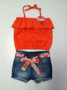 Girls 2pc Tank & Short Sets $9.99-10.99, available in sizes 4-6x & 7-16. #cititrends