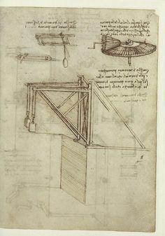 Designs of Leonardo da Vinci