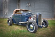 '32 Ford Cabriolet