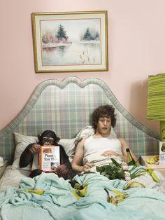 Portraits of This Generation's Brilliant Comedians - My Modern Metropolis