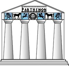 Parthenon free minibook on Ancient Greece