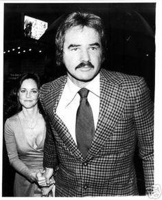 Burt Reynolds & Sally Fields