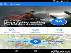 "Universal Orlando® Resort App  Android App - playslack.com ,  Put everything you need to know about your vacation in the palm of your hand. Download The Official Universal Orlando® Resort App. It's free!It's the easy way to:· Check ride, show and attraction wait times at home, on the go or in the parks.· Explore the parks using detailed maps and photo navigation with the ""Guide Me"" feature.· Customize your park experience using filtered lists and the map to plan your day.· Create your own…"
