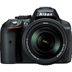 Nikon D5300 Digital SLR Camera  Black w/18-140mm Lens