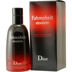 Shop for Christian Dior Fahrenheit Absolute Men's Intense Eau de Toilette Spray. Get free delivery On EVERYTHING* Overstock - Your Online Beauty Products Shop! Dior Intense, Dior Hypnotic Poison, Christian Dior Perfume, Cristian Dior, Discount Perfume, Fragrance Online, Perfume Store, Mariana, Outfit