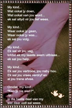 Afrikaans, Deep Thoughts, My Life, Happy Birthday, Words, Quotes, Inspiration, Happy Aniversary, Quotations