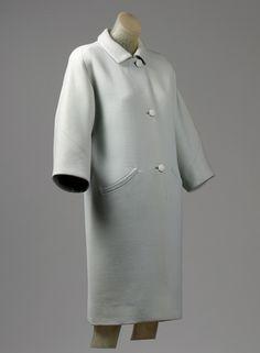 Cristobal Balenciaga: Day coat (1996.134.1) | Heilbrunn Timeline of Art History | The Metropolitan Museum of Art