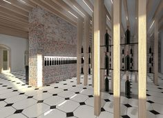 wine store | Warsaw | Poland | Aldona Banasiuk