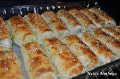 Hatice Mutfakta: Sütlü Börek