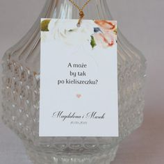 Hand Lettering, Wedding Decorations, Tables, Wedding Inspiration, Weddings, Cards, Diy, Vodka, Alcohol