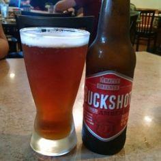 Buckshot Amber Ale - Natty Greene's Brewing Co.
