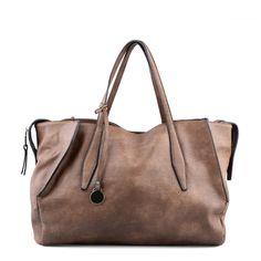 Handtassen - Christmas Gift: Beige Handbag - Een uniek product van GinaFashion op DaWanda