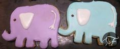 Animal-shaped Sugar Biscuits   What Francie Made Cookie Cutters, Biscuits, Elephant, Sugar, Cookies, Blog, Animals, Animales, Animaux