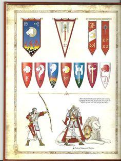 Uniforms & Heraldry of the High Elves - [PDF Document] Warhammer Lore, Warhammer Fantasy, Grandeur Nature, High Elf, Pathfinder Rpg, White Lions, Elvish, Window Art, Jumping Jacks