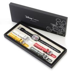 641-865 - Invicta Disney® Women's Baby Lupah Limited Edition Quartz Watch w/ 5-Piece Leather Strap Set