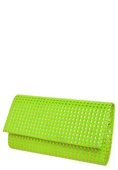 Clutch FiveBlu Glam Verde - Marca FiveBlu