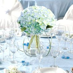 Hydrangea Table