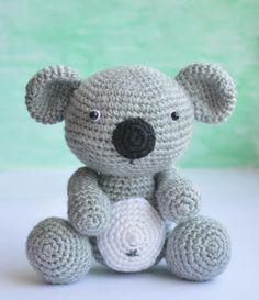 (4) Name: 'Crocheting : Koala Amigurumi Crochet Pattern