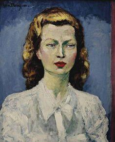 Portrait de Madame Roger Bernheim by Kees vanDongen Henri Matisse, Monte Carlo, Woman Painting, Painting & Drawing, Rotterdam, Art Fauvisme, Tachisme, Van Gogh Museum, Dutch Painters