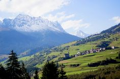 so so much beauty in the engadin valley