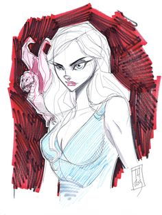 Daenerys Targaryen - Game of Thrones - Tom Hodges