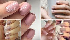 Nude νύχια: 60 εντυπωσιακές προτάσεις για κομψό μανικιούρ