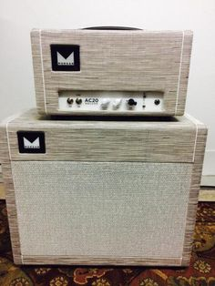 analog outfitters - organic 15 head and 2x10 cab | & some nice ...