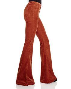 J Brand Bella Flare Corduroy Jeans - 100% Bloomingdale s Exclusive Women -  Contemporary - Bloomingdale s bd1e0944e4c09