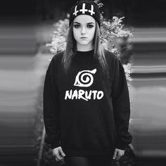 Womens Black Naruto Logo Print Sweatshirt //Price: $33.15  ✔Free Shipping Worldwide   Tag your friends who would want this!   Insta :- @fandomexpressofficial  fb: fandomexpresscom  twitter : fandomexpress_  #anime #manga #otaku #kawaii #animegirl #naruto #fairytail #tokyoghoul #attackontitan #animeboy #onepiece #bleach #swordartonline #aot #blackbutler #deathnote #animelover #shingekinokyojin #cosplay #animeworld #snk #animeart #narutoshippuden #sao #yaoi #kaneki #animedrawing #animelove