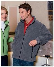 $11.07 > Devon & Jones D780 Men's Wintercept Fleece Full-Zip Jacket > Available Colors: 7 > Size: S - 4XL