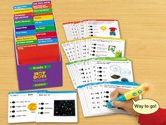 Hot Dots Science Quiz Cards - Grade 1