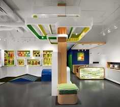 Fresh and Playful Pet Shop Design in Vancouver