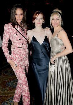 Star-Studded: Inside the Best Parties of New York Fashion Week Karen Elson, Joan Smalls, Sienna Miller, Katie Holmes, Best Part Of Me, Parties, New York, Star, Dresses