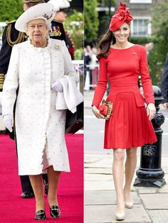 The Queen / The Duchess