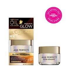 TotalBeauty.com Awards 2014: Best Face Products Best Night Cream: L'Oreal Paris Age Perfect Glow Renewal
