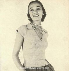 Crochet a Blouse - Free Crochet Blouse Pattern  http://www.crochetpatterncentral.com/directory/womens_short_sleeved_tops.php