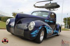 chip foose customs   1940 Ford Zephyr Custom Pick Up / Rick Dore Chip Foose Design/ Street ...