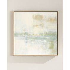 John-Richard Collection Tahoe Square Giclee ($485) ❤ liked on Polyvore featuring home, home decor, wall art, multi, john richard wall art, textured wall art, handmade home decor, giclee wall art and handmade wall art