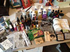 iClassygirl.com: Art Journaling/Mixed Media: List of Supplies for Beginners