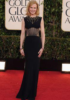 Nicole Kidman in Alexander McQueen #Style