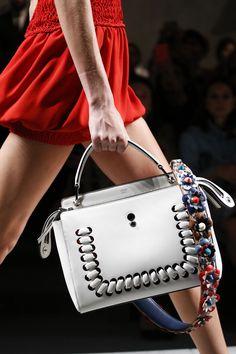 e36609ea54f5 Fendi Spring 2016 Ready-to-Wear Collection - Vogue Purses And Handbags,  Milan