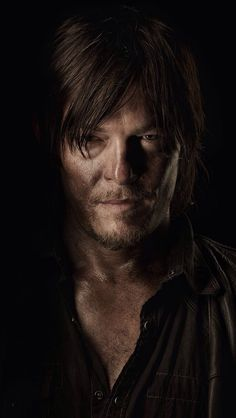 The Walking Dead. Daryl Dixon.