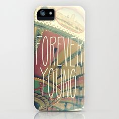 F∞REVER iPhone Case by Valerie Bee - $35.00