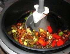 Mixed Veggie Stir Fry (Actifry)
