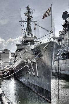USS Sullivan - Naval Park - Buffalo, NY
