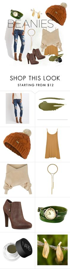 """""""Untitled #10"""" by melissabradley-1 ❤ liked on Polyvore featuring Machine, Barbour, WearAll, WithChic, Sarah Magid, Nine West and NOVICA"""