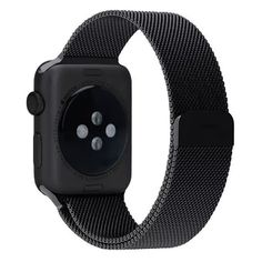 This is a great watchband for your 38mm Apple Watch and we had to share because we love it so much! This Milanese loop is made with premium stainless steel and has an adjustable magnetic closure. This