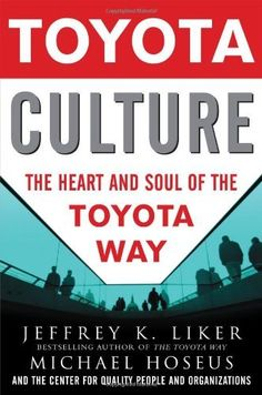 Toyota Culture: The Heart and Soul of the Toyota Way - http://www.carhits.com/toyota-culture-the-heart-and-soul-of-the-toyota-way-2/
