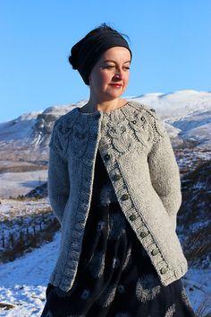 Ravelry: Owligan pattern by Kate Davies
