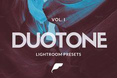 Set duotone Lightroom presetov zadarmo!